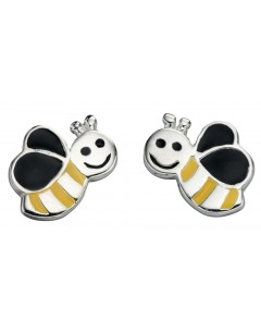 My-jewelry - D4617uk - Sterling silver Maya the Bee earring