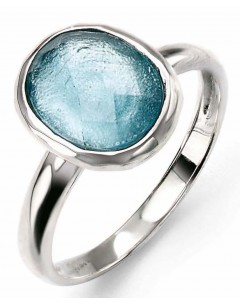 My-jewelry - D3260 - Ring class glass silver 902/1000