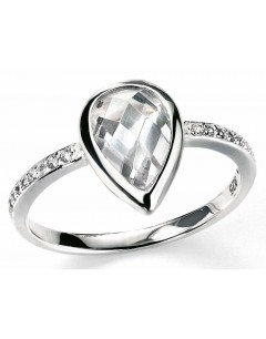 My-jewelry - D3256uk - Sterling silver princess ring