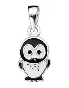 My-jewelry - D3641uk - Sterling silver Owl necklace