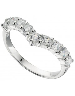 My-jewelry - D3328uk - Sterling silver chic zirconia Ring