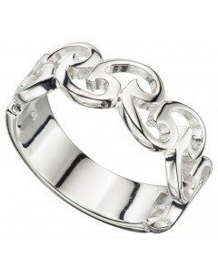 My-jewelry - D3372cuk - Sterling silver chic Ring