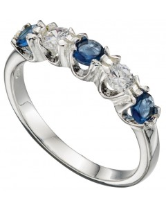 My-jewelry - D3381 - chic Ring zirconia in 925/1000 silver