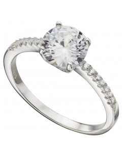 My-jewelry - D3384cuk - Sterling silver chic zirconia Ring