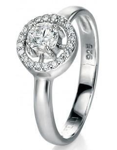My-jewelry - D3249c - Ring zirconium in 925/1000 silver