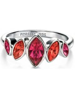 My-jewelry - D3404 - Rings Swarovski crystal in 925/1000 silver