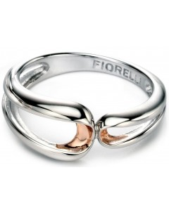 My-jewelry - D3408 - Rings very chic rose Gold plated in 925/1000 silver