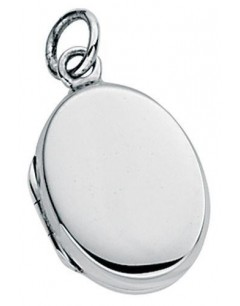 My-jewelry - D2703uk - Sterling silver pendant photo child Necklace