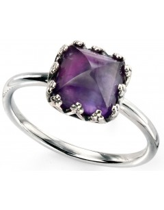My-jewelry - D3426uk - Sterling silver trend amethyst ring