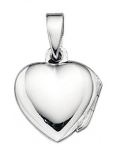 My-jewelry - D3530uk - Sterling silver Necklace pendant photo heart necklace