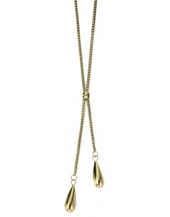 My-jewelry - D237cuk - 9k Lovely trend yellow Gold necklace