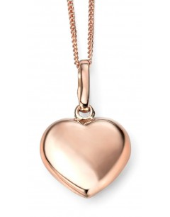 My-jewelry - D926cuk - 9k trend, the heart in rose Gold necklace
