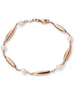 My-jewelry - D422c - trend Bracelet pearl Gold 375/1000