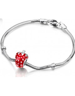 My-jewelry - DRAC8uk - Sterling silver Beautiful strawberry for a little girl bracelet