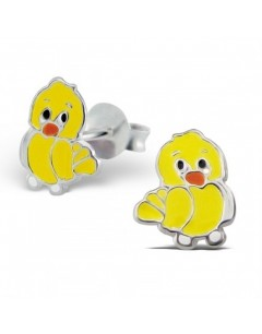 My-jewelry - H13730uk - Sterling silver chick earring