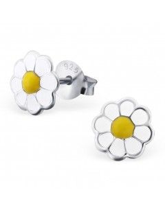 My-jewelry - H17356uk - Sterling silver flower earring