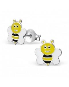 My-jewelry - H17792 - earring Maya the bee in 925/1000 silver