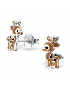 My-jewelry - H18038uk - Sterling silver small doe earring