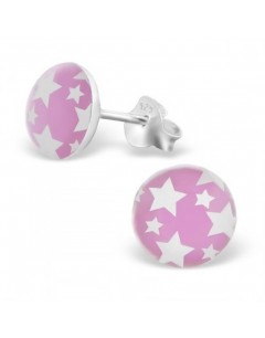 My-jewelry - H19703 - earring star in 925/1000 silver
