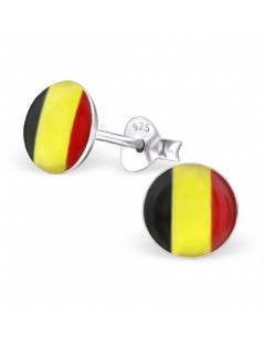 My-jewelry - H24434uk - Sterling silver color of the Belgium earring