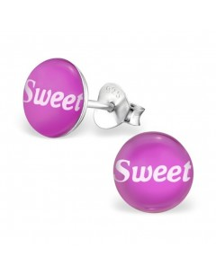 My-jewelry - H26435uk - Sterling silver sweet earring