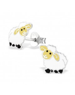 My-jewelry - H26503uk - Sterling silver sheep earring