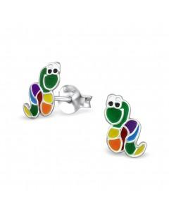 My-jewelry - H31104uk - Sterling silver snake earring