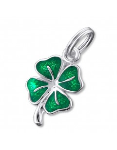 My-jewelry - H1931uk - Sterling silver clover four leaf necklace