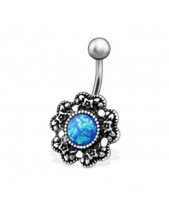 My-jewelry - H29667 - Nice piercing in stainless steel