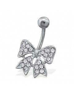 My-jewelry - H29734 - Jolie piercing node in stainless steel