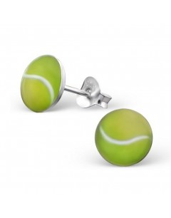 My-jewelry - H19696uk - Sterling silver tennis earring
