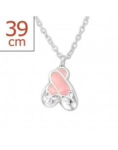 My-jewelry - H31091uk - Sterling silver ballerina necklace