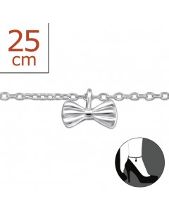 My-jewelry - H5765zuk - Sterling silver Chain ankle