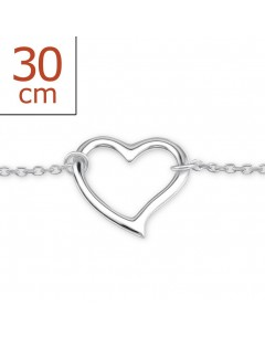 My-jewelry - H6125.30z - peg Chain in 925/1000 silver