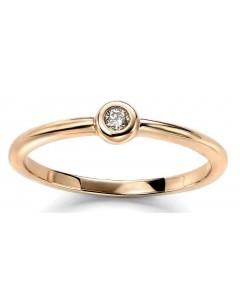 Ring Gold 375/1000 carats