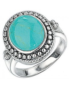 Ring turquoise in 925/1000 silver
