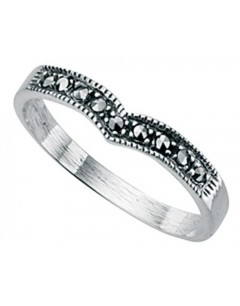 My-jewelry - D2579uk - Sterling silver original marcassite ring