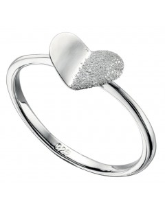 My-jewelry - D3219uk - Sterling silver heart ring
