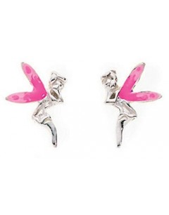 Earring fairy in 925/1000 silver