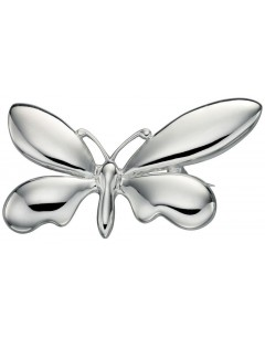 Pin butterfly in 925/1000 silver