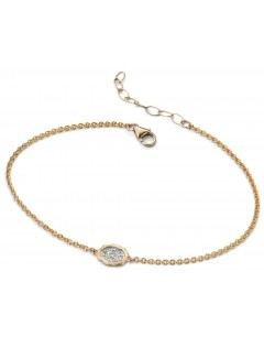Diamond Bracelet 14-karat Gold
