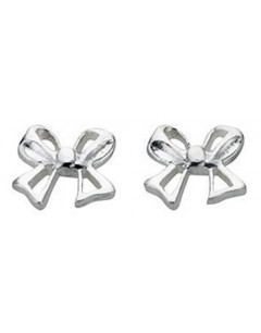 My-jewelry - D860uk - Sterling silver knot gifts earring