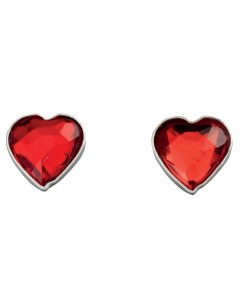 My-jewelry - D921uk - Sterling silver heart earring