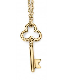 My-jewelry - D225auk - 9k key Gold necklace