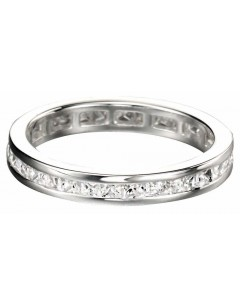 My-jewelry - D2783uk - Sterling silver zirconium ring