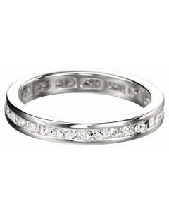 My-jewelry - D2783uk - Sterling silver zirconium ring
