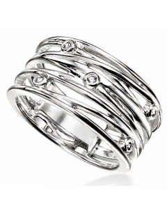 My-jewelry - D2885uk - Sterling silver original ring